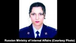 Подполковник Евгения Шишкина была убита двумя выстрелами – в шею и спину