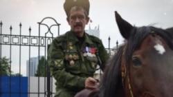 Не воевать он уже не мог: вдова и знакомые рассказывают об убитом в Сирии казаке Владимире Логинове