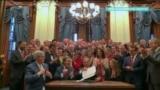 Судья приостановил действие закона, который запрещает в Техасе аборты после 6-й недели беременности