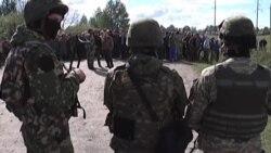 """На Западе Украины продолжаются """"янтарные бунты"""""""