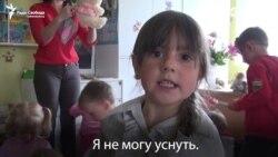"""""""Я говорю маме, что это не война"""": девочка из Украины боится обстрелов"""