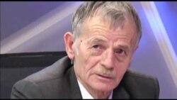 Мустафа Джамилев о геноциде русскоязычного населения