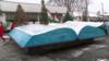 В Таджикистане поставили памятник книге президента