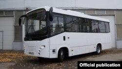 Городские автобусы марки Simaz, которые должна поставить компания, связанная с Белавенцевым