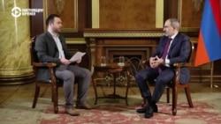 Никол Пашинян о кризисе в Армении и возможной отставке: интервью армянской службе Радио Свобода