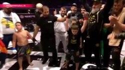 """Дети Кадырова участвуют в """"боях без правил"""", и это показывает """"Матч-ТВ"""""""