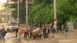Наводнение в Тбилиси