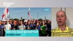 """Валерий Цепкало: """"Я бы не советовал Лукашенко вмешиваться во внутренние российские дела"""""""