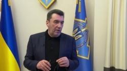 """Секретарь СНБО Украины – о сбитом """"Боинге"""""""