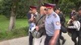 В Казахстане продолжаются задержания протестующих против результатов выборов