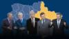 Как раньше голосовали украинцы. Семь карт, которые объясняют выборы президента
