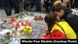 Брюссель после терактов