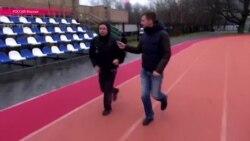 Москвичи на спортплощадках рассуждают о допинге