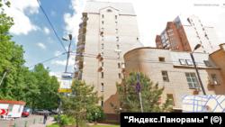 """Дом номер 2 по улице Зоологической. Источник: сервис """"Яндекс.Панорамы"""""""