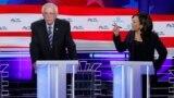 Америка: у кого больше шансов стать кандидатом от демократов