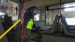 Как в Черновцах проводят профилактику коронавируса