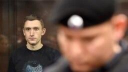 Константин Котов в Тверском районном суде, 5 сентября 2019 года