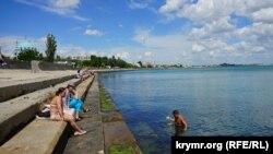 Евпатория, летний курортный сезон 2017