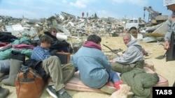 Сахалинская область. Землетрясение в Нефтегорске, 1995 год