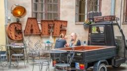 Балтия: революция на колесах