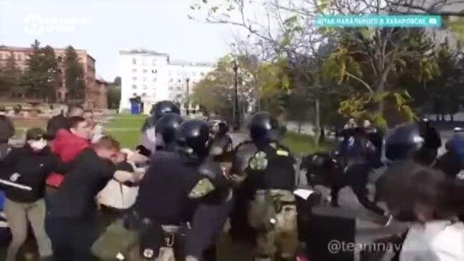 В Хабаровске возбуждены уголовные дела против участников акции 10 октября
