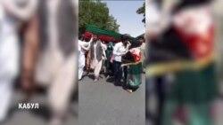 Афганистан под талибами, день 4: расстрел демонстрантов с афганскими флагами