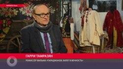 """Режиссер фильма """"Параджанов. Билет в вечность"""" – о своем герое и о том, что тот сделал для Украины, Армении и Грузии"""