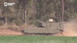 Израиль стягивает войска к сектору Газа и готовится к операции