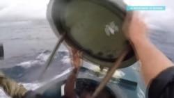Береговая охрана США захватывает подлодку с кокаином