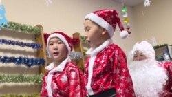 Почему в киргизских детских садах нет Деда Мороза-мужчины