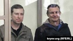 Алексей Бессарабов и Владимир Дудка, 4 апреля 2019