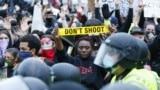 Америка: больше протестов, меньше погромов