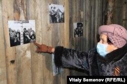 Ленина Макеева показывает себя на архивном фото