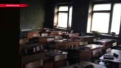 Школьник напал с топором на учеников в Улан-Удэ и бросил в класс зажигательную смесь