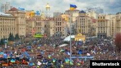 Майдан в Киеве, 1 декабря 2013