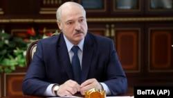 Александр Лукашенко, Минск, Беларусь, 21 сентября 2020 года