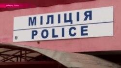 Во Львове произошли два взрыва у отделений милиции