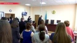 Как внук президента Назарбаева судился с правнуками генерала Панфилова