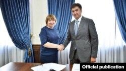 Габидулла Абдрахимов на встрече в мэрии
