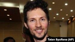 Павел Дуров создал телеграм вместе со своим братом Николаем в 2013 году