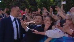 Ukrainian President Volodymyr Zelenskiy's 2019 Inauguration