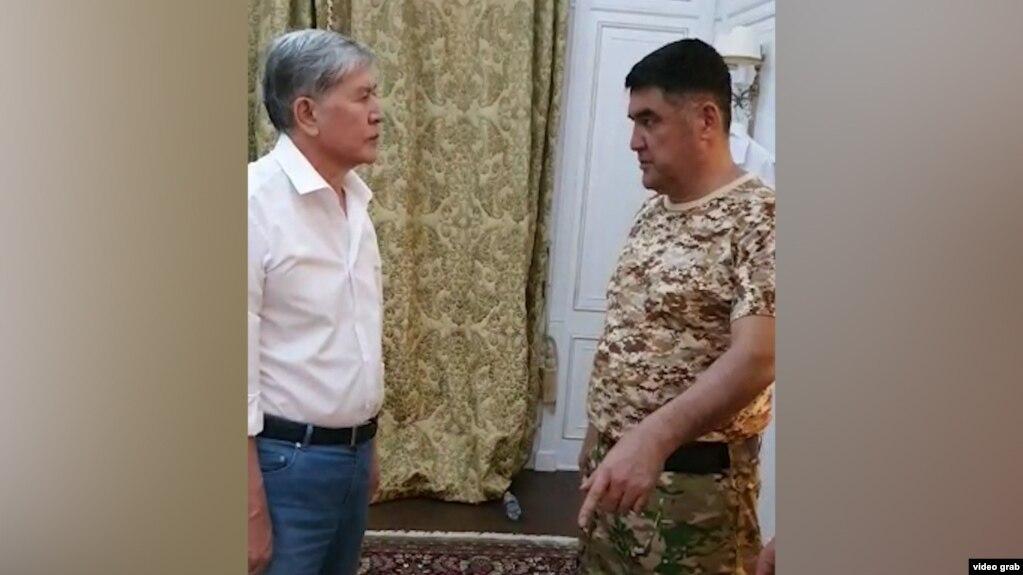"""""""Меня можете расстрелять, но моих ребят не трогайте!"""" Как сдавался бывший президент Кыргызстана"""