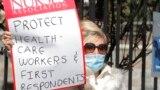 Америка: более 100 тысяч заболевших коронавирусом в Нью-Йорке