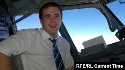 Игорь Матьков, бортпроводник МАУ, фото из личного архива Кристины Александрович