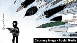 Ответ карикатуристов всего мира на убийство коллег во Франции