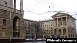 Здание главного управления МВД по Москве, Петровка, 38