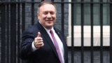 London, Britain - U.S. Secretary of State Mike Pompeo