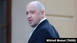 Евгений Пригожин, Москва, 6 июня 2017 года