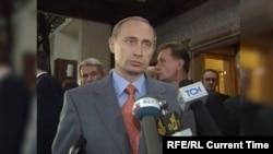 Премьер-министр Владимир Путин, 1999 год
