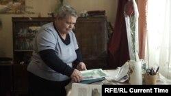 Светлана Бонина у себя дома